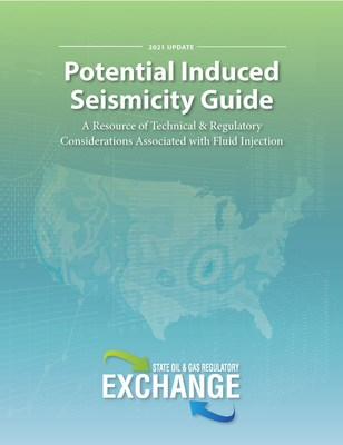 Updated State Guide Addresses Seismicity Induced by Fluid Injection