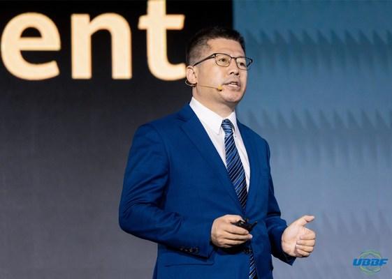 Bill Wang de Huawei: Construir una red objetivo totalmente óptica puede impulsar el crecimiento continuo del valor comercial