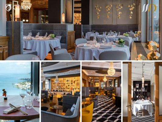 La escuela de dirección hotelera Glion celebra la creación de Maison Décotterd