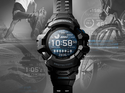 Casio lanza el primer G-SHOCK smartwatch con Wear OS by Google