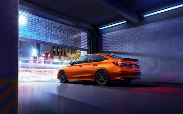 El Honda Civic Si 2022 totalmente nuevo aporta pasión y establece un nuevo punto de referencia para los sedanes deportivos compactos