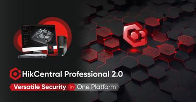 Hikvision ha introducido importantes mejoras en su software de seguridad integrado HikCentral Professional