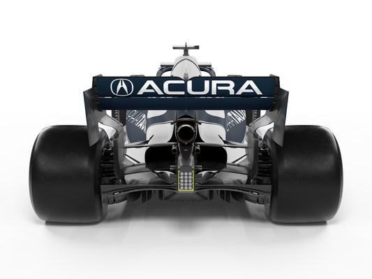 Acura regresa a la Fórmula 1 para correr en el Grand Prix de los Estados Unidos