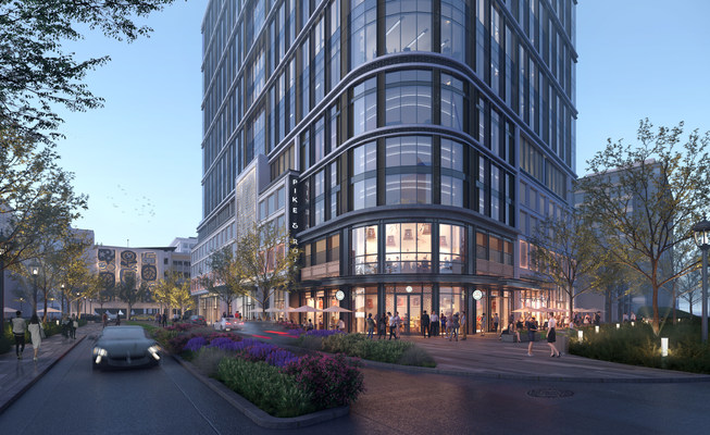 Federal Realty's Pike & Rose to Headquarter Choice Hotels International