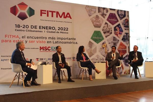 FITMA presenta tendencias, retos, oportunidades y estrategias clave en la industria de manufactura para México y Latinoamérica