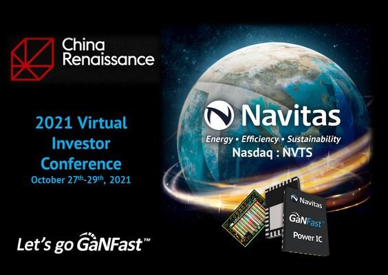 Navitas (Nasdaq:NVTS) Next-Gen Semiconductor Growth Highlighted at China Renaissance Investor Conference