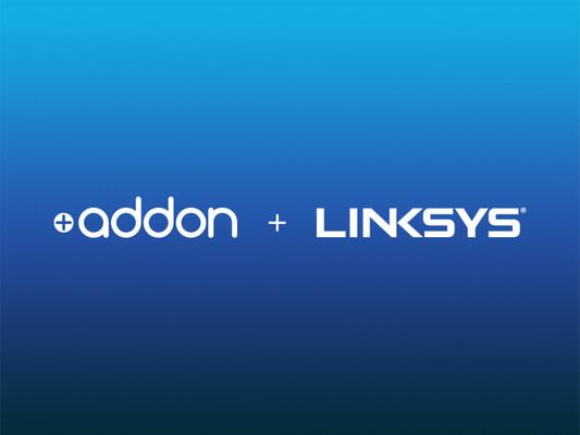 AddOn Networks presenta sus nuevos transceptores ópticos compatibles con Linksys®
