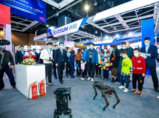 Comienza en Shenyang la sexta Conferencia Internacional China Shenyang sobre Robótica