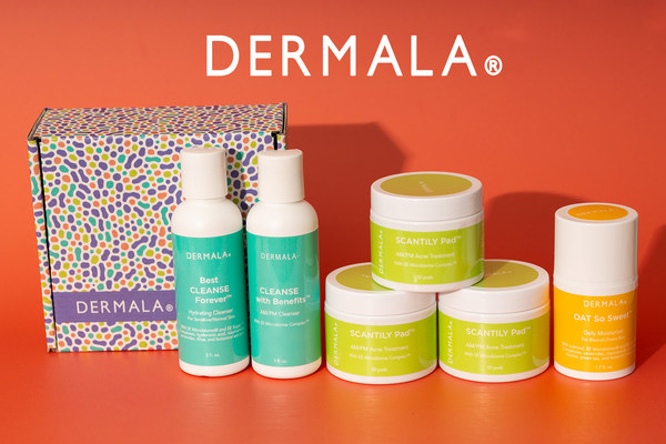 DERMALA, A Consumer Dermatology Company, Announces Issuance of the Second U.S. Patent Covering the Use of Novel Human Microbiome Technology for Treating Acne Vulgaris