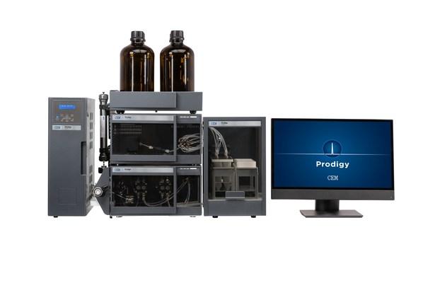 Presentación de Prodigy para mejorar la purificación de péptidos