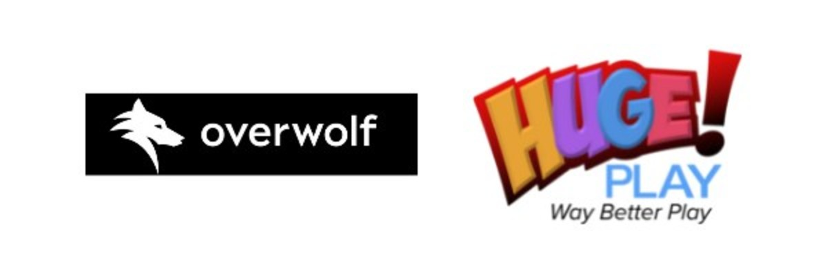 Overwolf Invests in HUGE! Play and Announces Partnership to Bring  New GameBud™ Animatronic Smart Tech to PC Games