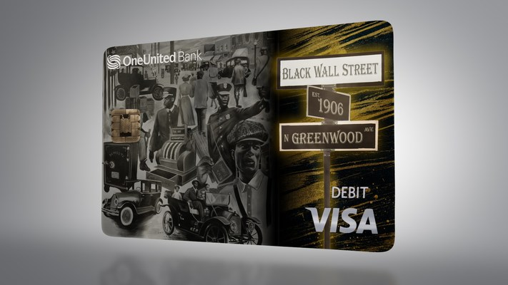 OneUnited Bank Launches the Greenwood Card