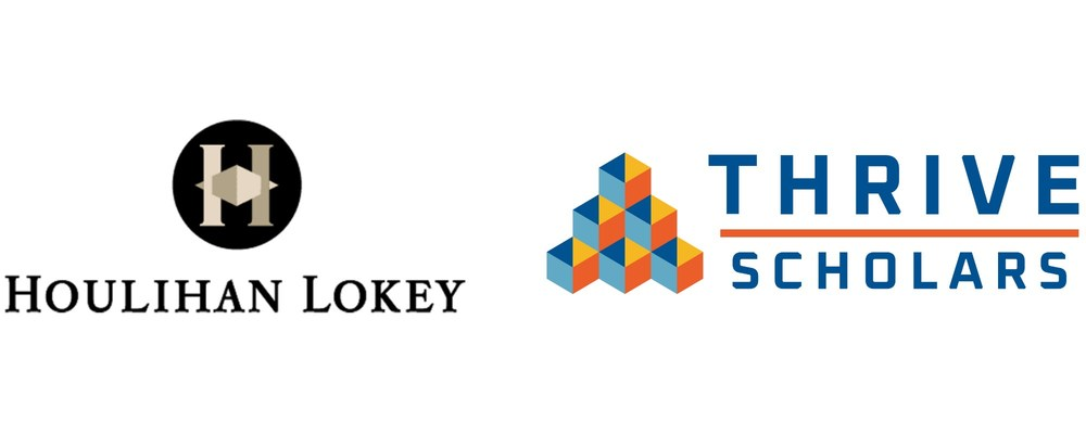 Thrive Scholars Joins Forces with Houlihan Lokey to Support and Mentor High-Achieving Students of Color