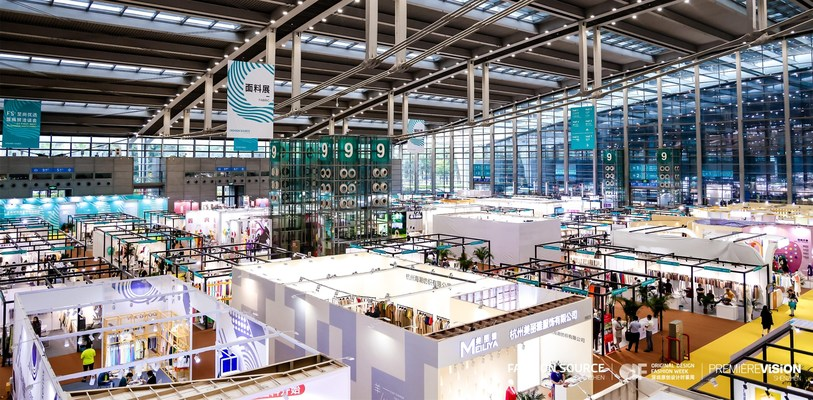 Finalizan Fashion Source, Shenzhen Original Design Fashion Week y Première Vision Shenzhen