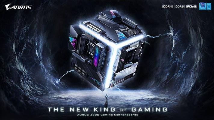 Llegó el nuevo rey de los juegos. Presentamos las placas madre para juegos AORUS Z690 con tecnología de GIGABYTE