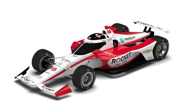 Rocket Pro TPO Announces Primary Sponsorship of #16 Chevrolet Piloted by Simona De Silvestro in the Indianapolis 500, First Female INDYCAR Team to Partner on Content Highlighting Women in the Mortgage Industry