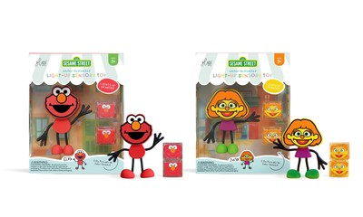 Innovative Start Up, Glo, Brightens Product Line with Sesame Street Characters