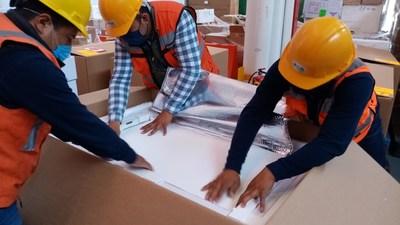 México, Direct Relief entrega 650.000 dosis de la vacuna antipoliomielítica a Nicaragua