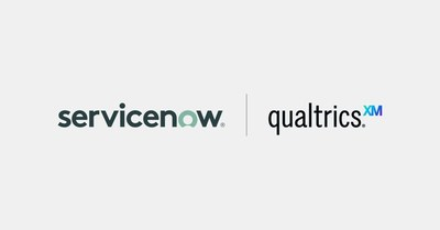 ServiceNow and Qualtrics Combine Powerful Workflows and Experience Data to Help Companies Deliver Next-Generation Experiences