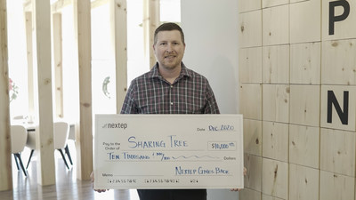 The Nextep Charitable Foundation Supports the Community With Four Impactful Donations
