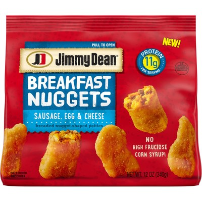 Nuggets for Breakfast? Yes, Please!