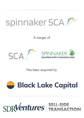 SDR Ventures Advises SCApath and Spinnaker SCS on Acquisition by Black Lake Capital