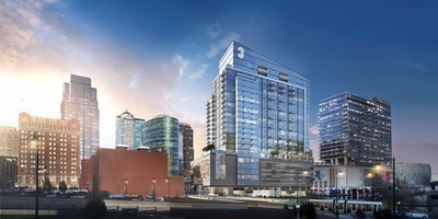 The Cordish Companies Announces Construction to Begin on Three Light Luxury Apartments in May, Midland Lofts Summer 2021 in the Kansas City Power & Light District