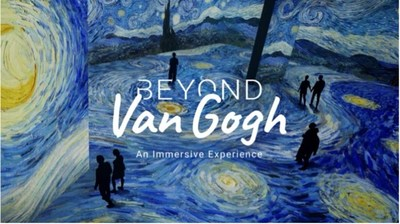 Beyond Van Gogh: An Immersive Experience is Coming to Portland
