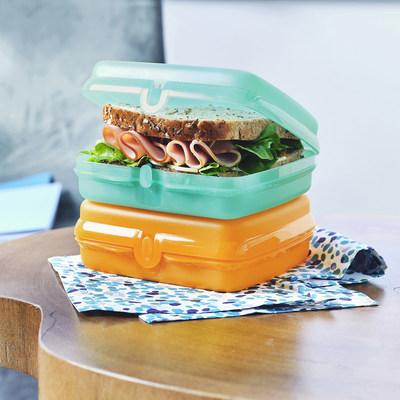 Tupperware Brands amplía la revolucionaria línea de productos de materiales sostenibles ECO+