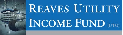 The reaves utility income fund announces regular monthly dividend of $0.18 per share