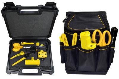 Ripley Launches New Miller® Fiber Optic Prep Tool Kits
