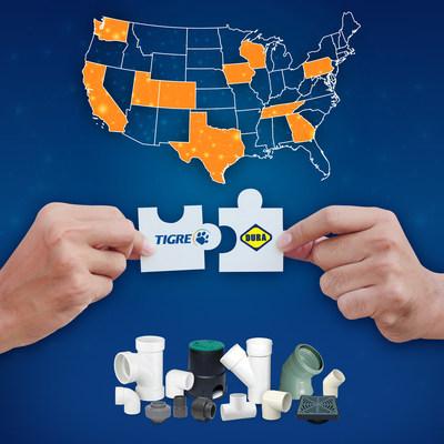 Tigre USA adquiere empresa norteamericana y es uno de los principales fabricantes del sector en los EE.UU.