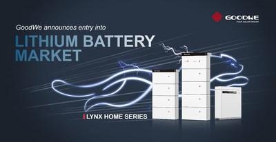 GoodWe toma la delantera en el sector de las baterías con nuevas incorporaciones a su serie Lynx Home