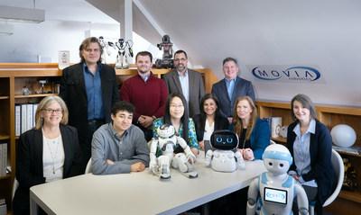 Movia Robotics, Inc. Announces $5 Million Venture Capital Closing With ZFC Capital Partners II, L.P.