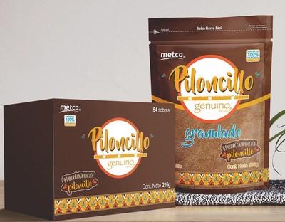 Nuevo Piloncillo Genuino Granulado Metco®, innovación en gastronomía Mexicana