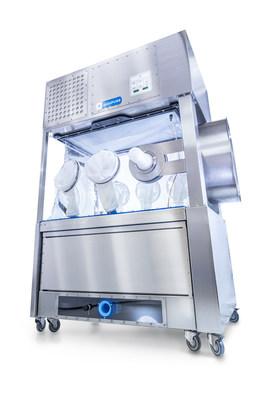 ILC Dover define el futuro de la fabricación estéril con el aislante aséptico flexible soloPURE™