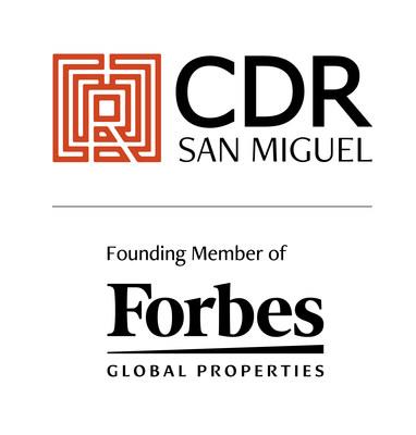 Forbes Global Properties Da la Bienvenida a CDR San Miguel a su Red de Membresía de Bienes Raíces de Lujo