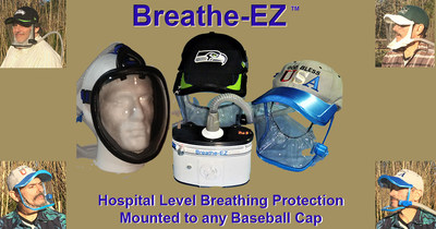 New Breathing Protection for COVID And More