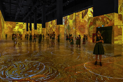 The Original 'Immersive Van Gogh' Exhibition Brings Its Blockbuster Show to Kansas City