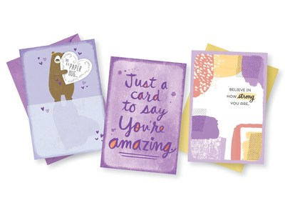 Hallmark Encourages Everyday Acts of Caring, Announces One Million Card Giveaway to Inspire People to Reach Out