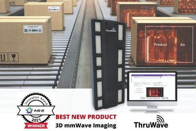 ThruWave 3Dmm Wave Imaging Named Best New Product Innovation, 2021 MHI Innovation Awards