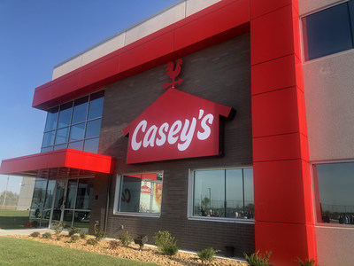 Casey's General Stores Opens New Distribution Center in Missouri