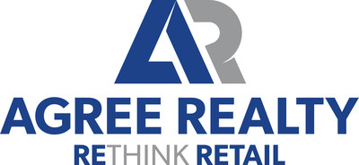 Agree Realty Declares Increased Monthly Cash Dividend