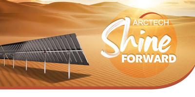 Arctech, fabricante de seguidores solares, inicia una nueva era con un cambio de marca