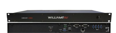 Williams AV Announces Convey Video - World's First Pro-AV Real-Time Language Translation, Open Captioning, and Archiving System