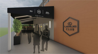 Lexus se asocia con el Houston Dynamo Football Club para llevar experiencias de lujo a los fanáticos en el BBVA Stadium