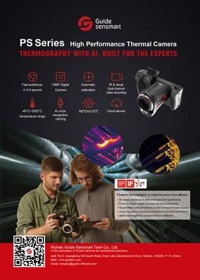 Guide Sensmart lanza una cámara térmica impulsada por IA para inspecciones industriales