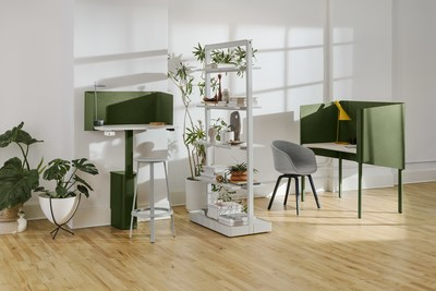 Herman Miller Launches Post-Pandemic Office Collection