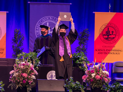 Grand Canyon University To Confer Largest Graduating Class In Its History Amidst COVID-19 Pandemic