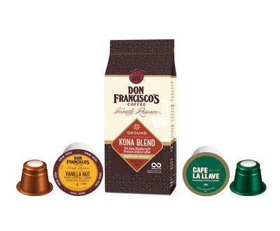 Coffee Roaster F. Gaviña & Sons, Inc Celebrates Earth Day by Making More of its Don Francisco's® Coffee and Café La Llave® Espresso Packaging Recyclable Through TerraCycle